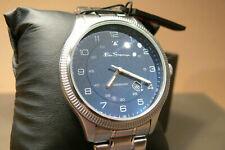 Ben sherman mens gents wrist watch stainless steel blue dial bs053