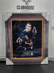 KEVIN LOVE Autographed Print UDA LE /50 Deck Cleveland Cavaliers