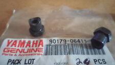 NOS Yamaha OEM Special Shape Nut  63-13 DT1 YCS1 MX250 125 175 90179-06411-00