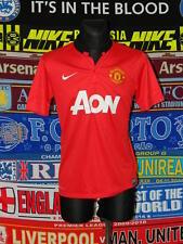 4.5/5 Manchester United adults M 2013 football shirt jersey trikot