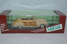 Vitesse 490 Chrysler Town and Country   Mint in Box.