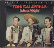 Bolero Ranchero RARE CD Trio Calaveras SABOR A MEXICO La Feria de las Flores