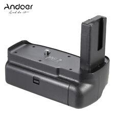 Andoer BG-2F Vertical Battery Grip Holder for Nikon D3100 D3200 D3300 DSLR Q1V2