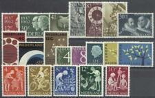 jaargang 1962 luxe postfris (MNH)