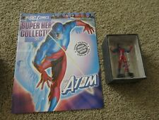 EAGLEMOSS DC SUPER HERO COLLECTION 51 THE ATOM FIGURINE BOX MAGAZINE RARE