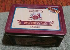 ERTL 1950 Chevy Van Gold 100th Hershey's Anniversary 1:43 Scale  Die-Cast