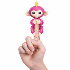Wowwee Fingerlings Baby Monkey - Pink - Brand New