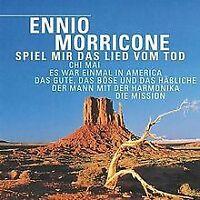 Spiel Mir Das Lied Vom Tod von Morricone,Ennio   CD   Zustand gut