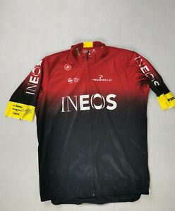 Castelli X Team Ineos Limited Edition Egan Bernal Tour De France Jersey XL