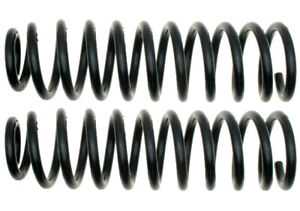 2 Coil Springs MOOG Front Left & Right for Ford Lincoln Mercury