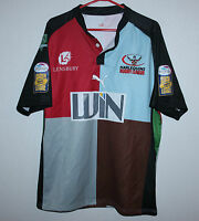 Harlequins England Rugby Union shirt jersey Puma Size M