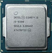 Intel Core i5 6500 SR2L6 Processor 6M Cache 3.20 GHz to 3.60 GHz,  FCLGA1151