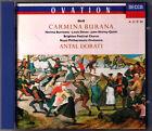 Antal DORATI: ORFF CARMINA BURANA Norma Burrowes Shirley-Quirk Louis Devos CD