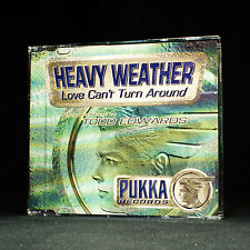 Heavy Weather - Love Can't Turn Around - music cd EP
