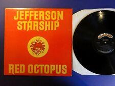 JEFFERSON STARSHIP RED OCTOPUS grunt 75 A-1EB-1E UK Lp