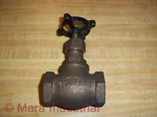 "Stockham 1 125S 1"" Gate Valve"