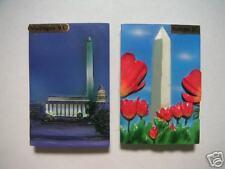 Magnet of Washington, D.C. (set of 2) # 3583
