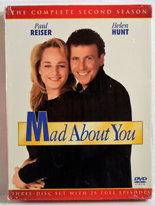 Mad About You - Season 2 Two (DVD, 2003, 3-Disc Set) NEW SEALED