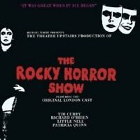 VARIOUS-THE ROCKY HORROR SHOW CD MUSICAL 13 TRACKS NEW