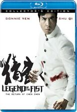 Legend of the Fist: The Return of Chen Zhen [New Blu-ray] Collector's Ed