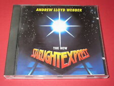 Andrew Lloyd Webber- The New Starlight Express (Europe, Polydor-519 041-2) - CD
