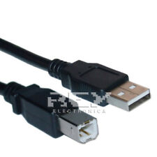 Cable USB de Impresora, Escáner, Disco Duro, USB Tipo B de 25 cm v311