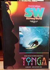 Australian Surfing World: Number 222 - Tonga, North Coast Surfers