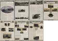 Lanz Traktor Lokomobil Bagdadbahn Mannheim Benz Gaggenau Lkw Auto Luftfahrt 1916