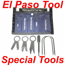 Mercedes BMW VW Audi Ford Radio Removal Tool Kit