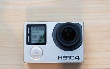 GoPro HERO4 BLACK 4k Ultra HD Video recording