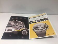Booklet Catalogue BAUME & MERCIER Capeland Shelby Cobra - Spanish - Watches