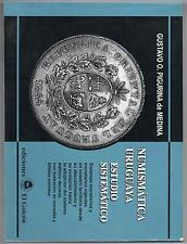 Uruguay coin numismatic monetary system colonial to adoption of decimal Pigurina