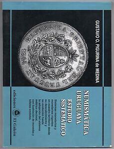 Uruguay coin numismatic monetary system colonial to adoption of decimal Pigurina