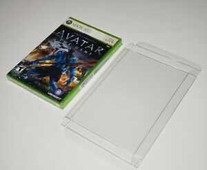 James Cameron's Avatar: The Game (Xbox 360, 2009) Brand NEW w/ protector sleeve
