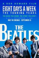 The Beatles: Eight Days a Week - The Touring Years (DVD, 2016)