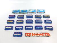 CH48-1# 16x Märklin H0/Spur Z etc 7072 Stellpult/Schaltpult, 4x OVP