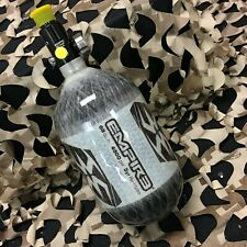 New Empire Mega Lite 68/4500 Carbon Fiber Compressed Paintball Tank - Grey