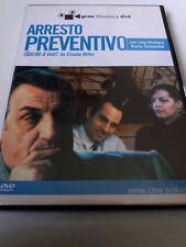 "DVD ""ARRESTO PREVENTIVO"" CLAUDE MILLER LINO VENTURA ROMY SCHNEIDER"