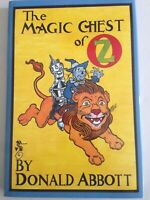 MAGIC CHEST OF OZ by Donald Abbott 1st SIGNED Ltd 1/350 hardcover OZIANA