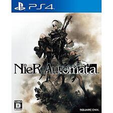 NieR Automata SONY PS4 JAPANESE NEW JAPANZON