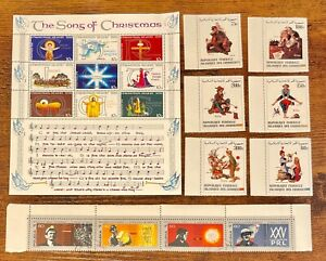 [Lot 349] 100 Assorted Worldwide Stamp Collection Off Paper - Great Value!