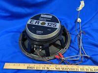 """Altec Lansing Er-12S 12"""" Musical Instrument Loudspeaker Speaker VTG Rare Heavy"""