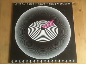 Queen – Jazz - Vinyl LP - 1978 - inkl. Original-Poster!