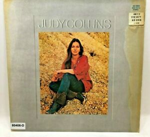 Vintage VINYL RECORD Judy Collins Whales & Nightingales (Damaged Jacket)