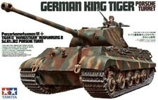 Tamiya 1/35 King Tiger Porsche Turret # 35169