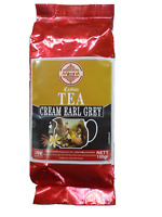 Mlesna Ceylon Tea Cream Earl Grey  Loose Leaf Tea  with Natural & Cream Extracts