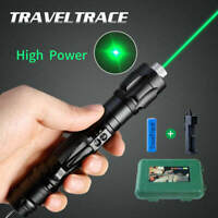Laser Pointer 303 USB Rechargeable Burning Powerful Green Light