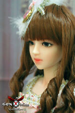 1/3 bjd SD girl doll GEN X Mina FREE face up & body blushing dollfie ship US