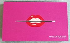 MAKE UP FOR EVER Hot PINK Glittery Mirrored Empty LIP GLOSS Case / Box