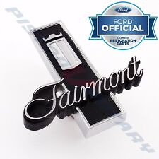 FAIRMONT Grille Badge Chrome, BRAND NEW , for Ford XW Ford 351 grill emblem